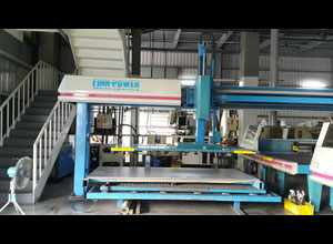 Finnpower SG6 Combining machine laser / punch