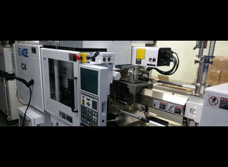Sumitomo Sd40e Injection Moulding Machine Exapro