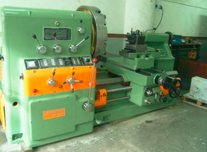Lombardo SF 1200 Facing lathe