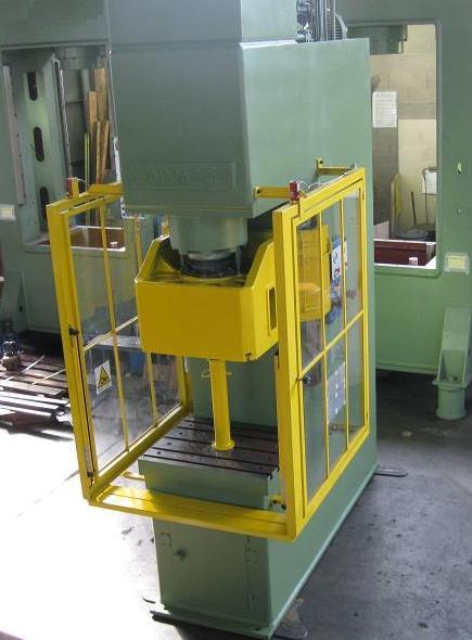 Pressa idraulica galdabini ton 100 usata macchinari for Pressa idraulica 100 ton usata