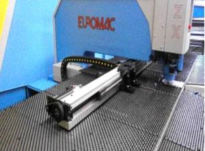 EUROMAC ZX 1000/30 Stanz- und Nibbelmaschine