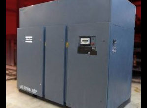 Atlascopco ZT132 Oiled screw compressor