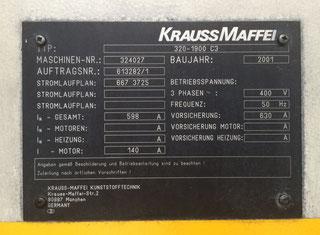 Krauss Maffei KM 320 C3 1900 P71012068