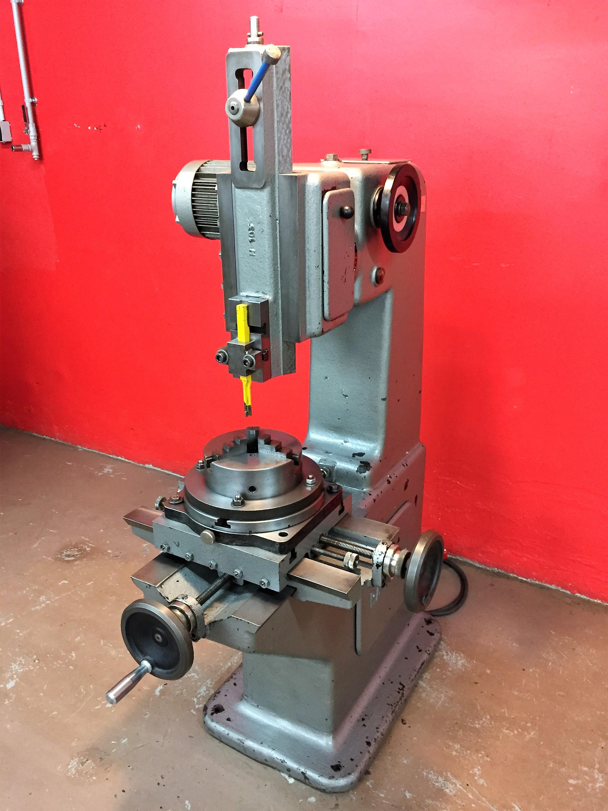 Adam Rainurox vertical slotting machine - Exapro