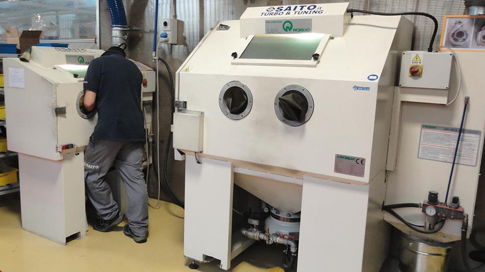 Norblast sp12 maquinas de segunda mano exapro for Affitti di cabina iowa lansing ia