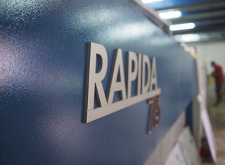 KBA Rapida 75 A - 5 L P71017168