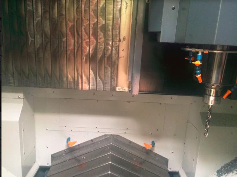 Makino F5 Machining Center Vertical Exapro