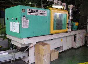 Arburg Allrounder Selecta 470 S 1000-350 Injection moulding machine