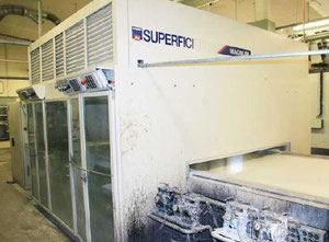Elmag Superfici Magnum 3.2.2 Spraying machine