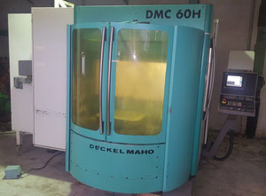 Deckel Maho DMC 60 H Machining center - palletized