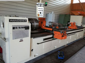 Wanderer GF 324 Horizontal gear hobbing manual machine