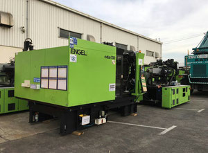 Engel electric e-duo 1340/700 Injection moulding machine (all electric)