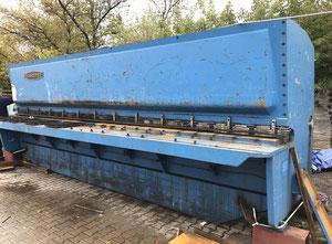 Cizalla guillotina hidráulica Jaromet SR60-6