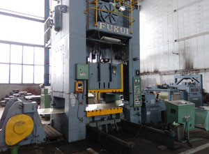 Fukui Machinery MDE400 Эксцентриковый/Кривошипный пресс
