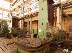 Skoda (Czechoslovakia) WD200A Floor type boring machine