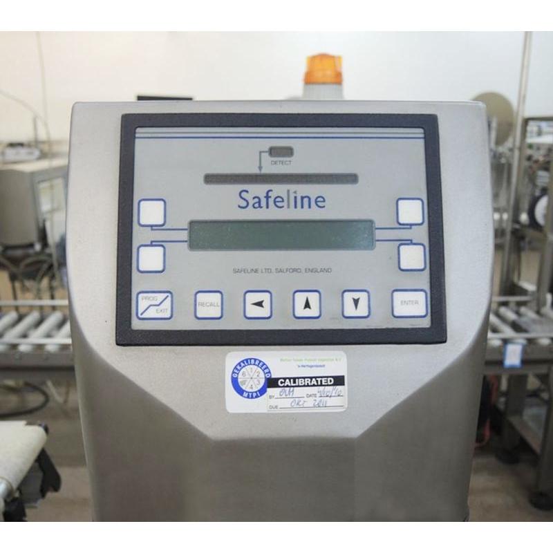Mettler Toledo Safeline Metal detector - Exapro