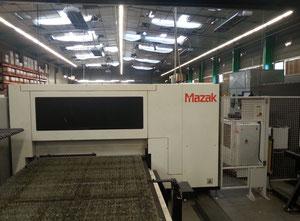 MAZAK Optiplex 2kW 3050 x 1525 laser cutting machine