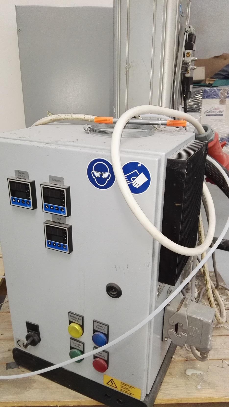Horizon Bq 470 Pur Perfect Binder Thermal Binder Exapro