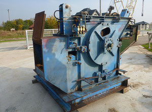 Lindemann PZA8-55S Plastic crusher / compactor