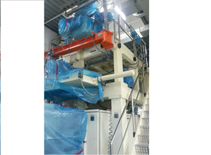 Komple makarna veya pizza üretim hattı Fava SPA 1600 u/h