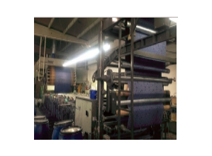 Buser 1850 mm Rotary textile printer