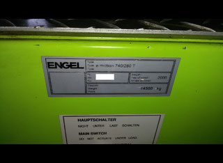 Engel electric e-motion 740/280 P71031173