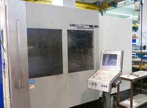 Deckel Maho DMC 104 V Machining center - horizontal