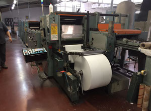Edelmann Web print 52 Web continuous printing press
