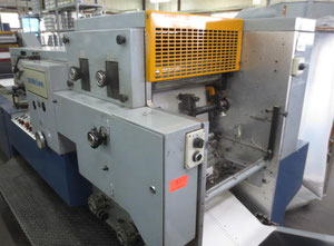 Drent Gazelle 6 Imr P Ротационная печатная машина
