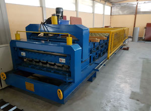 Botou China Double roll forming FX 24/33 Plate rolling machine