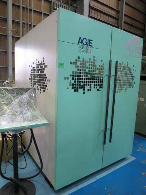 Agie Charmilles AGIECUT CLASSIC 2S Wire cutting edm machine - Exapro