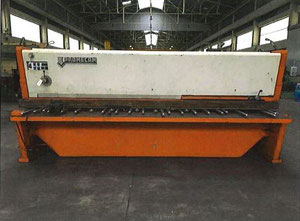 Nożyce gilotynowe hydrauliczne PROMECAM BRG 4150 x 8 mm
