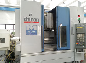 Centre d'usinage 5 axes Chiron MILL 800 5 axis