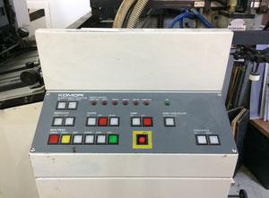 Komori̇ 228P Offsetdruckmaschine 2 Farben
