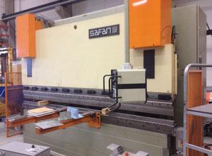 Safan PLCS Abkantpresse CNC/NC