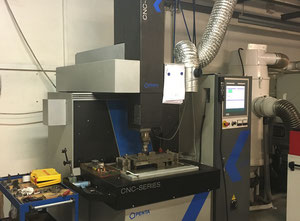 Nassovia 505 OPTIMAT  CNC Die sinking edm machine