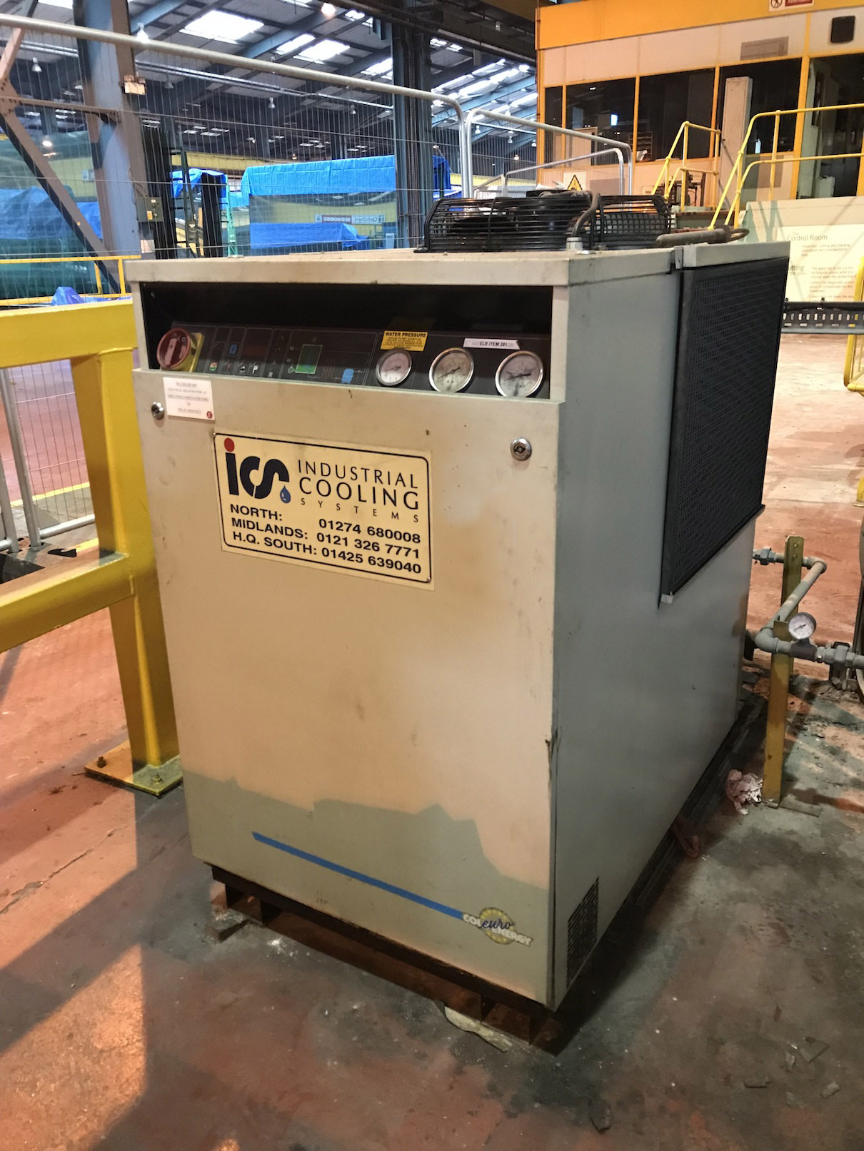 Industrial Cooling Units : Used industrial cooling systems tae exapro