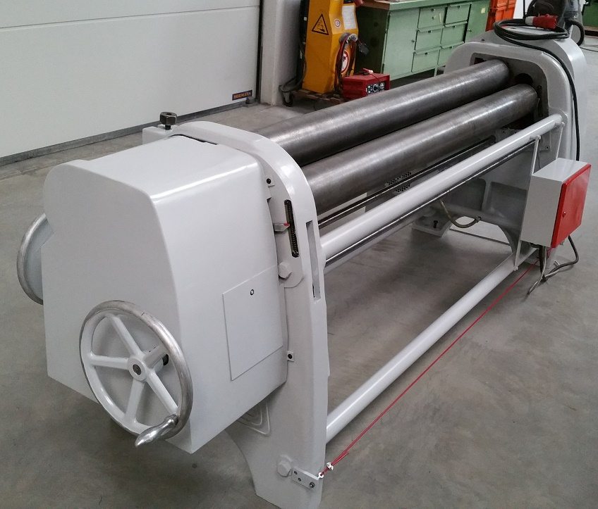 Stainless Steel Plate Rolling Machining South Africa: Fasti 108/20/4 Plate Rolling Machine