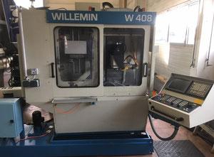 UGV WILLEMIN MACODEL W 408 Bearbeitungszentrum 5-Achsen