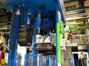 Presstec RPH-S 3500-1800/1500 Forging press 3500 t