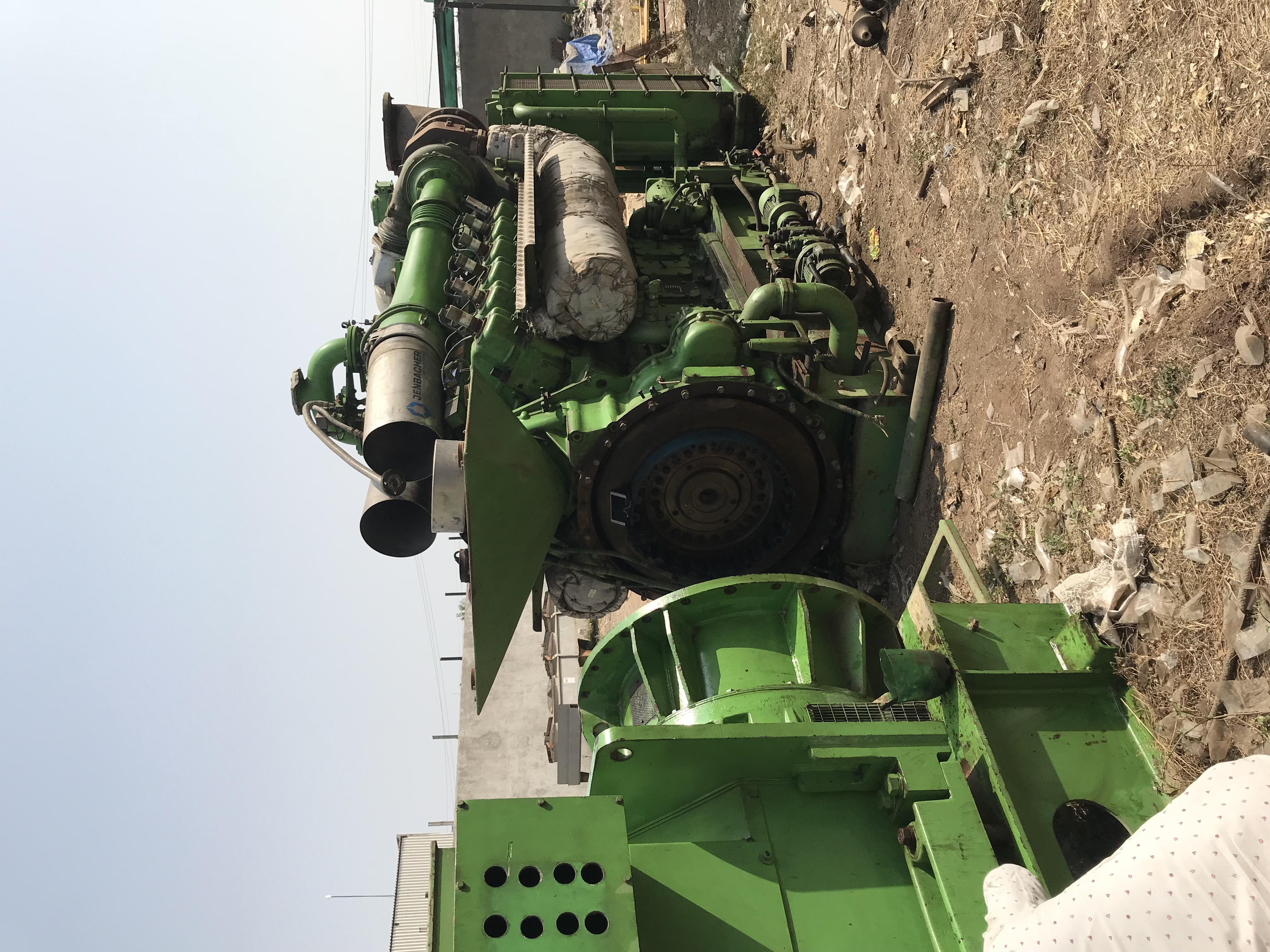 Jenbacher J612 Generator set Exapro