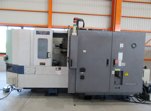 Mori Seiki SH-403 Machining center - horizontal