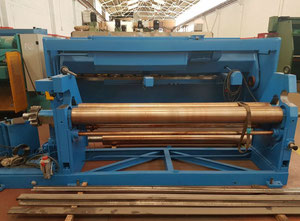 Tecnipol 2000 x 6 mm Plate rolling machine