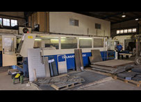 Trumpf L4030 laser cutting machine