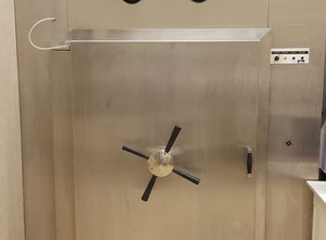 CISA - Industrial steam sterilizer used
