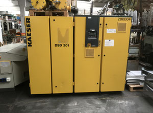 Kaeser Dsd 201 Dry screw compressor