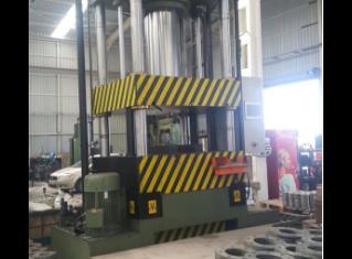 Demirdoven 400 Ton Hydraulic press - Exapro