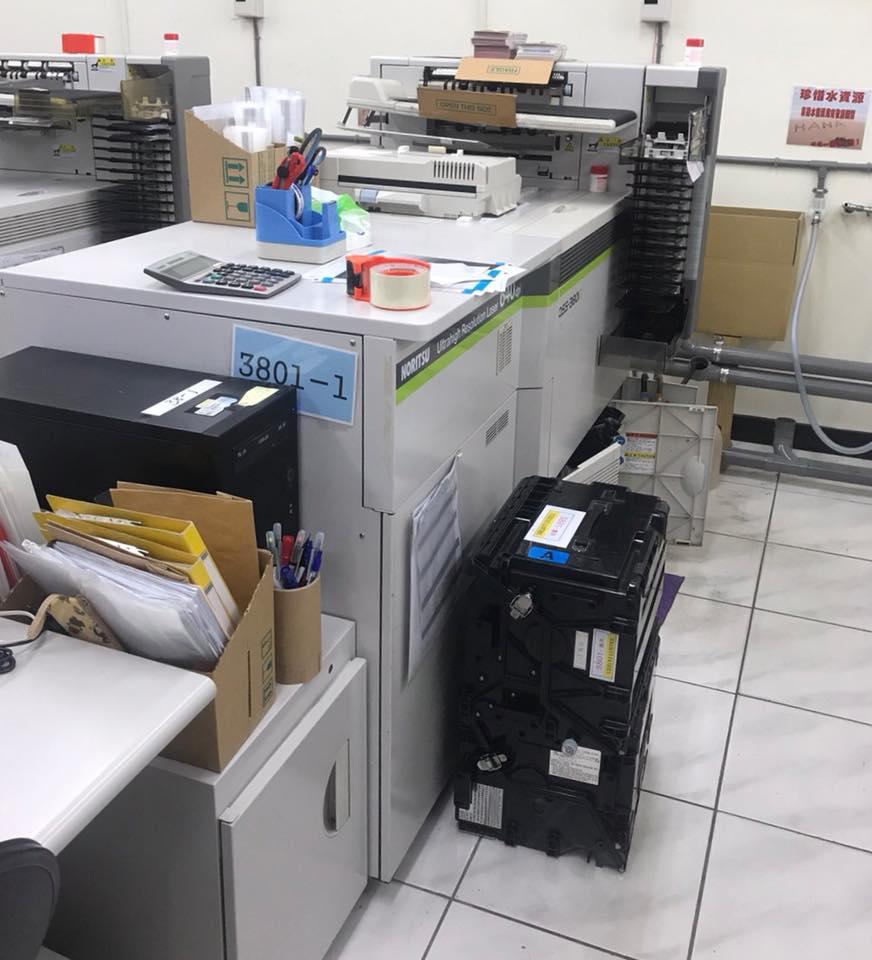 Noritsu Printers For Sale