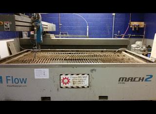 Flow Mach 2 2031B waterjet cutting machine - Exapro