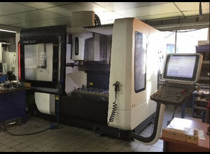 DMG DECKEL-MAHO DMC 850 cnc vertical milling machine